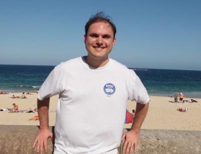 DeWall at Coogee Beach, Sydney, Australia (March 5, 2012)