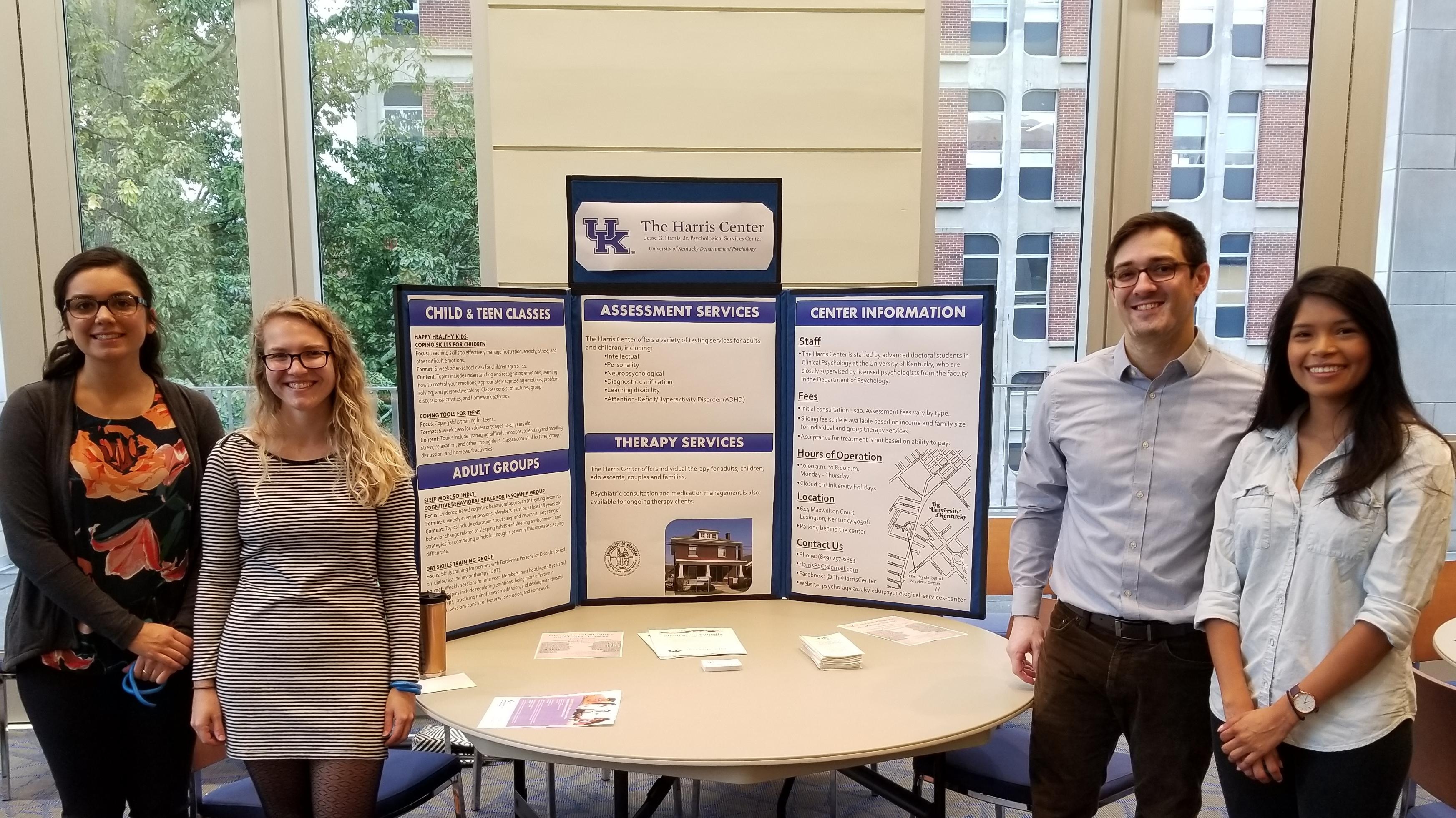 Graduate Student Advocacy Group Psychology